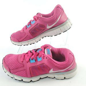 Nike Dual Fusion ST 2 Athletic Running Shoes Pink